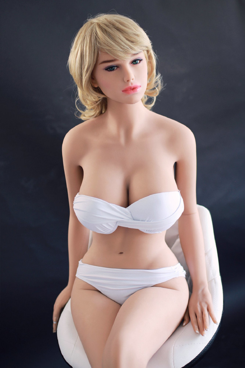 Esdoll 165cm real sex doll silicone japanese love doll - 3 1