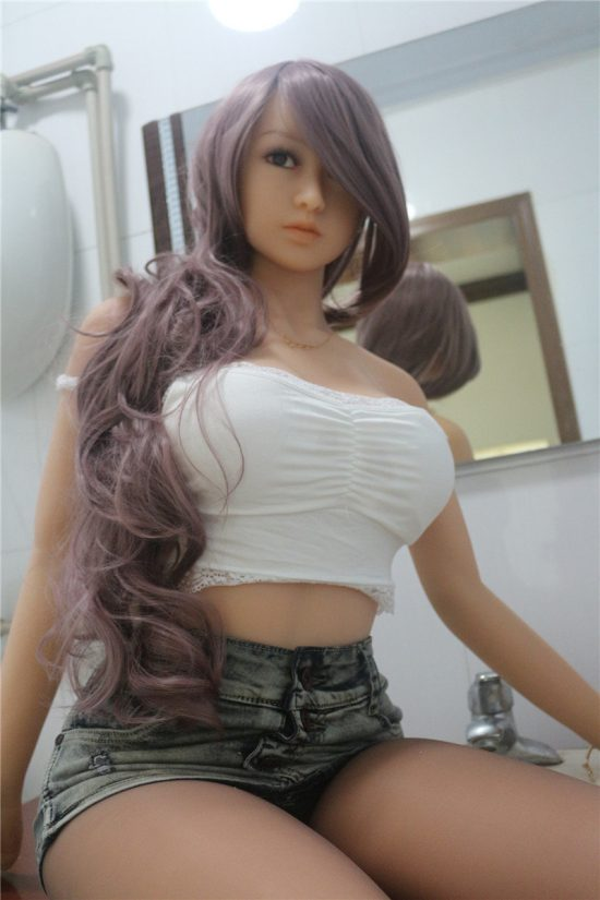 Airi 165cm Japanese Love Doll - 6