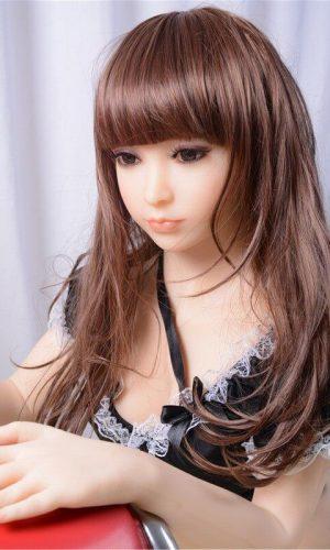 125cm Kurumi Silicone Sex Doll