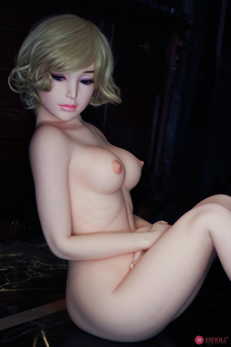 160cm NICOLE Real Silicone Sex Doll