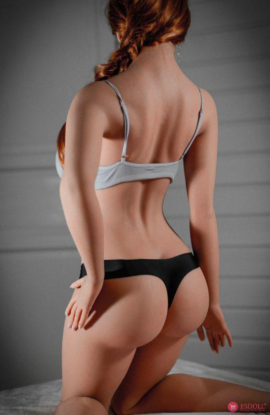 170cm Malisa Hot English Busty Model Real Sex Doll Body