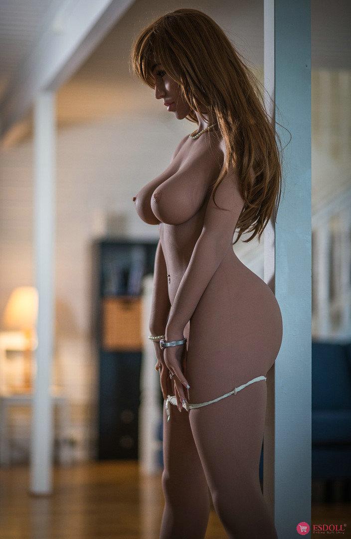 Sexy European Big Ass Model Sex Lady Doll (160cm) Body