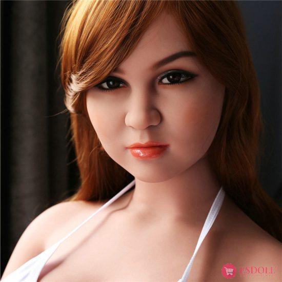 158cm Fat sex doll