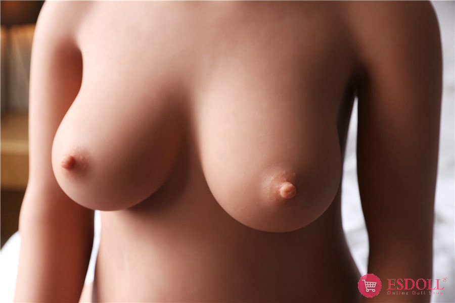158cm Fat Plump Pretty Lady Mature Woman Sex Doll Breast