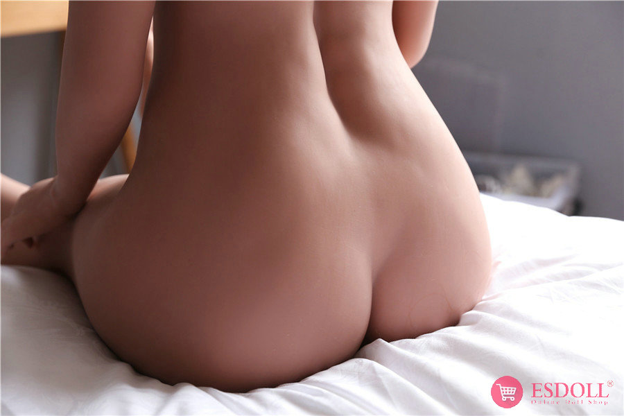 158cm Fat Plump Pretty Lady Mature Woman Sex Doll Ass