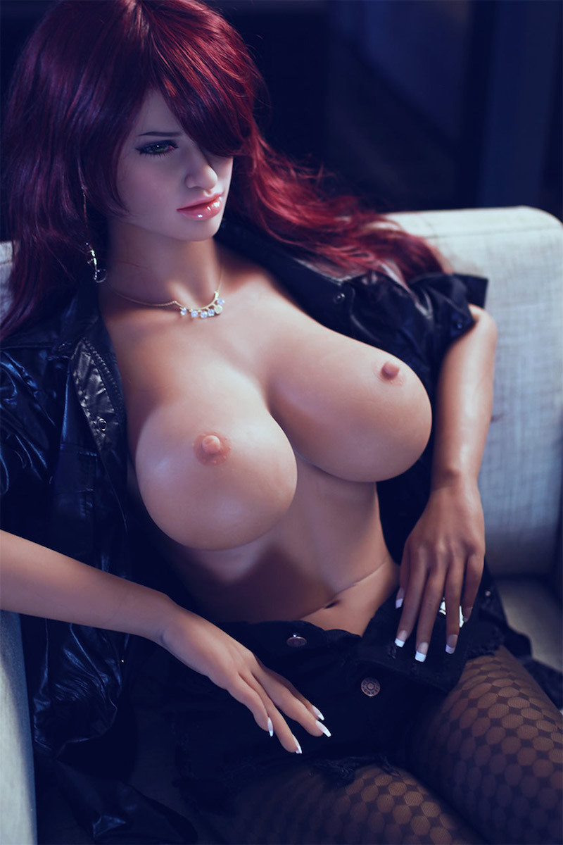 165cm European Breast Hot Model Sex Doll Body