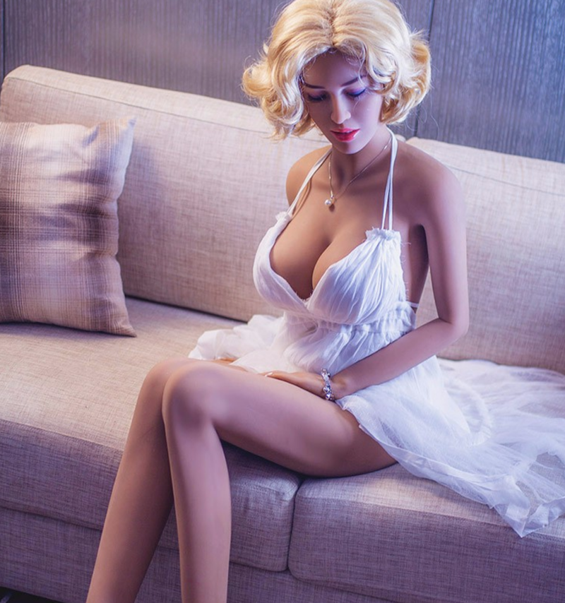 165cm Superstar Marilyn Lookalike Busty Sexy Doll