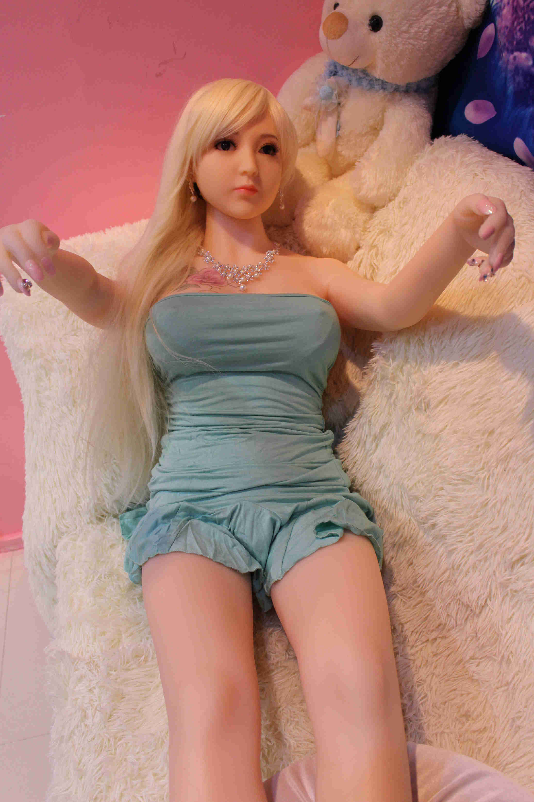 158cm Rin sex doll - 1