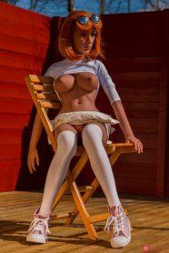 138cm Penny sex doll - 2