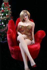 165cm Cougar Christmas sex doll - 3