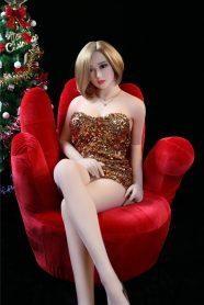165cm Cougar Christmas sex doll - 4