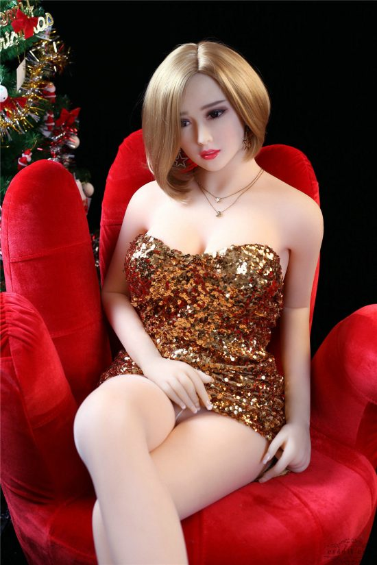 165cm Cougar Christmas sex doll - 5
