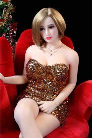 165cm Cougar Christmas sex doll- 7