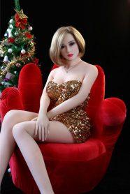 165cm Cougar Christmas sex doll-10