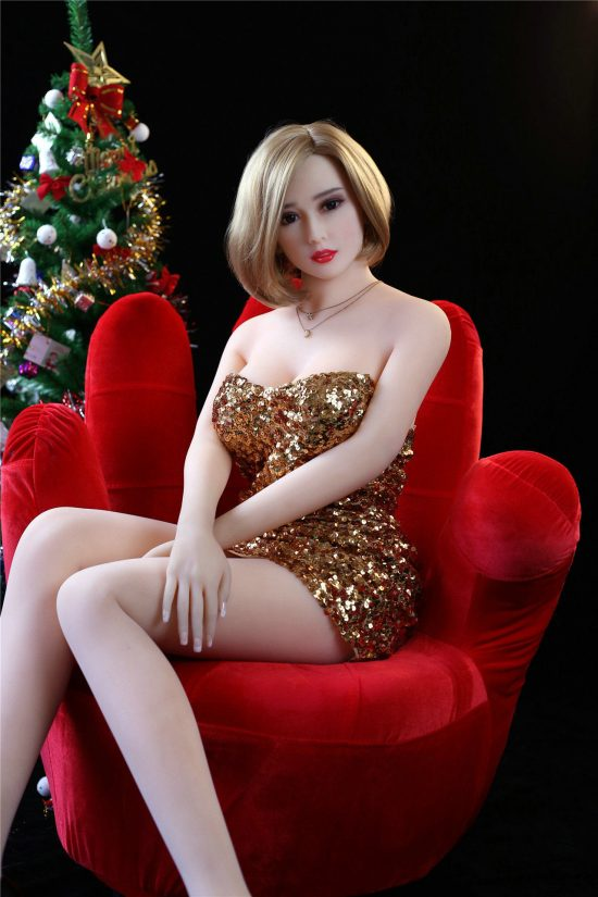 165cm Cougar Christmas sex doll-10