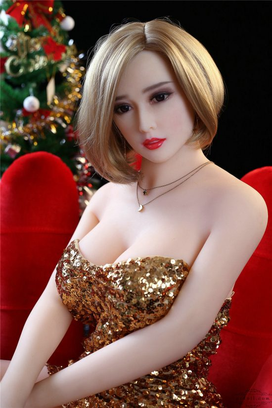 165cm Cougar Christmas sex doll-12