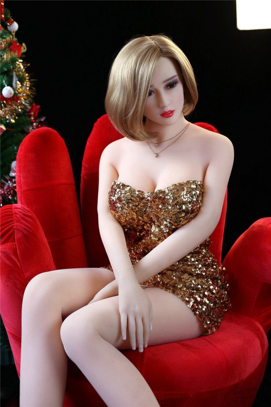 165cm Cougar Christmas sex doll-13
