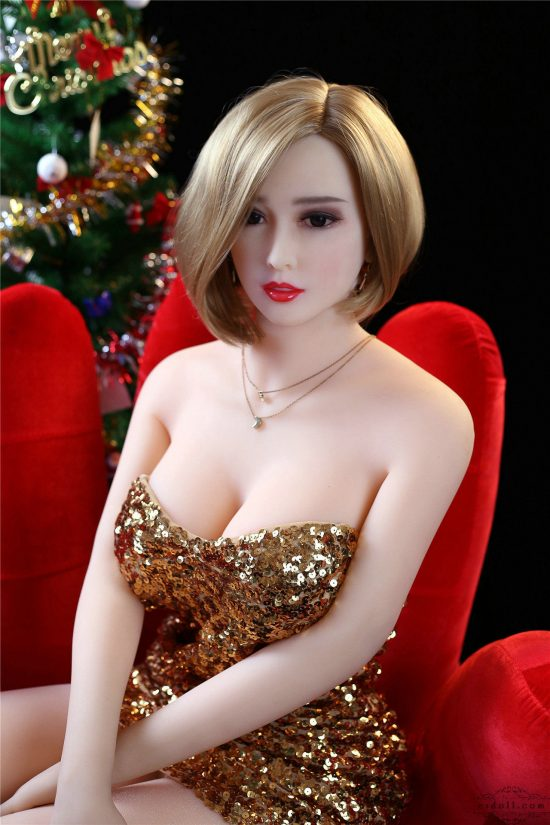 165cm Cougar Christmas sex doll-14
