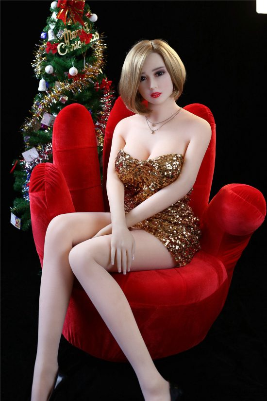 165cm Cougar Christmas sex doll-16