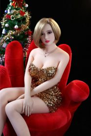 165cm Cougar Christmas sex doll-17