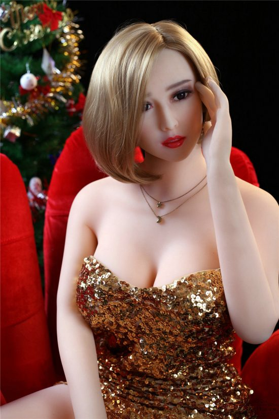 165cm Cougar Christmas sex doll-18