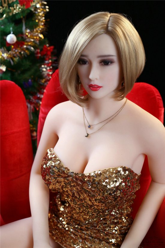 165cm Cougar Christmas sex doll-19