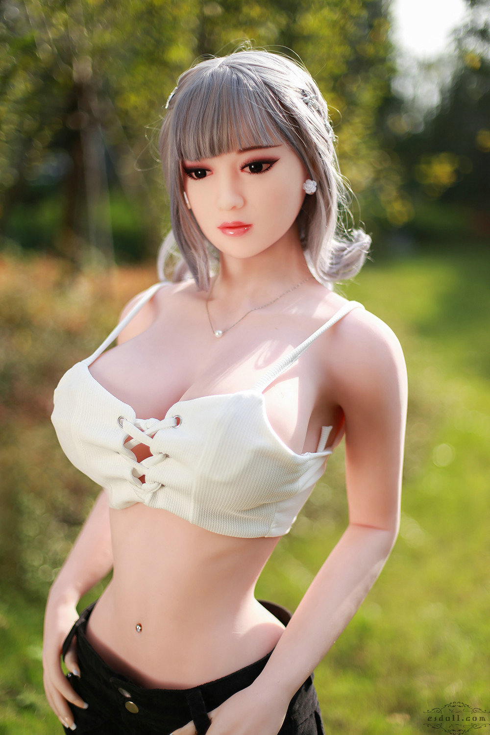 158cm Chinese Life Like Sex Doll – 8