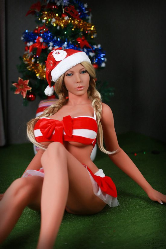 christmas sex doll - 2