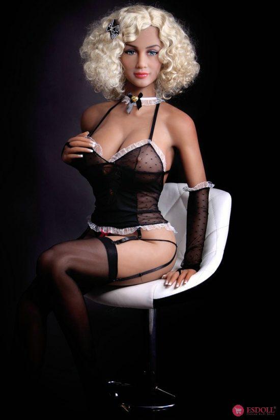 Barbara 170cm sex doll - 8