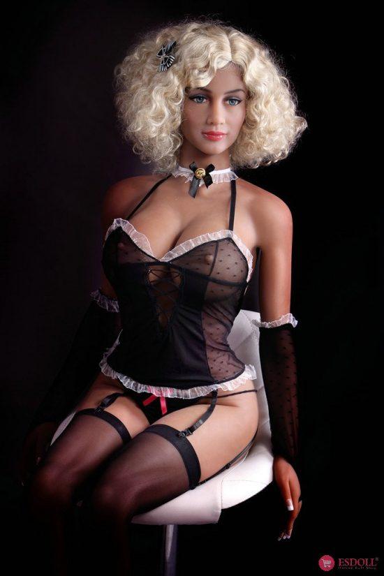 Barbara 170cm sex doll - 20