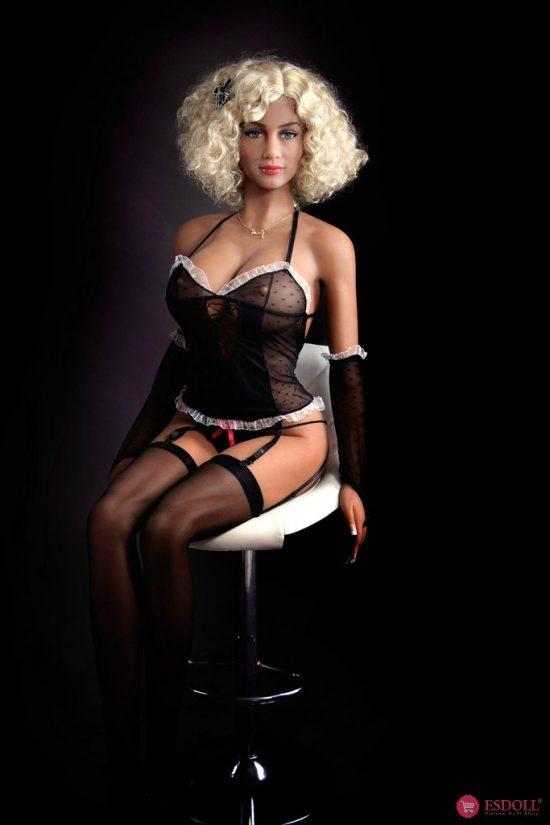 Barbara 170cm sex doll - 21