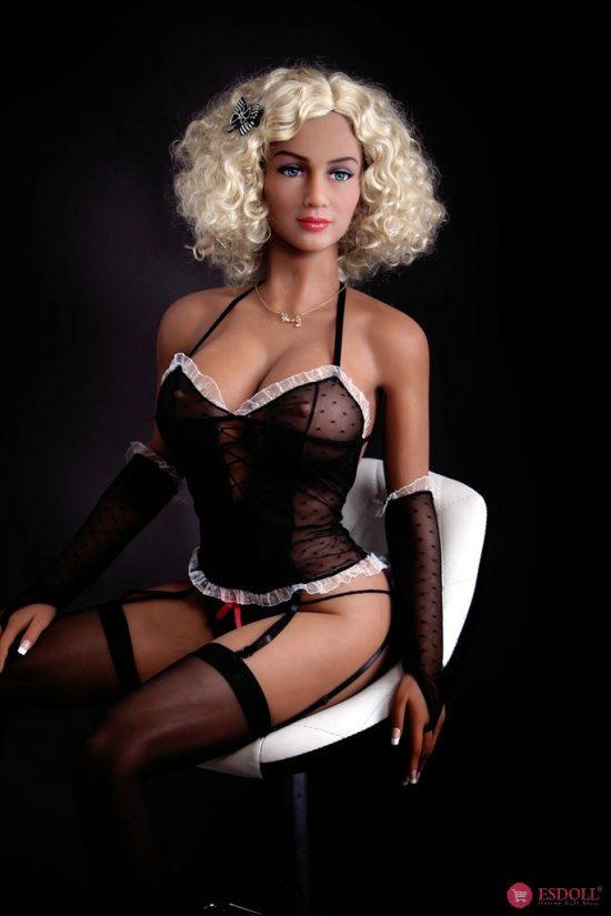 Barbara 170cm sex doll - 25