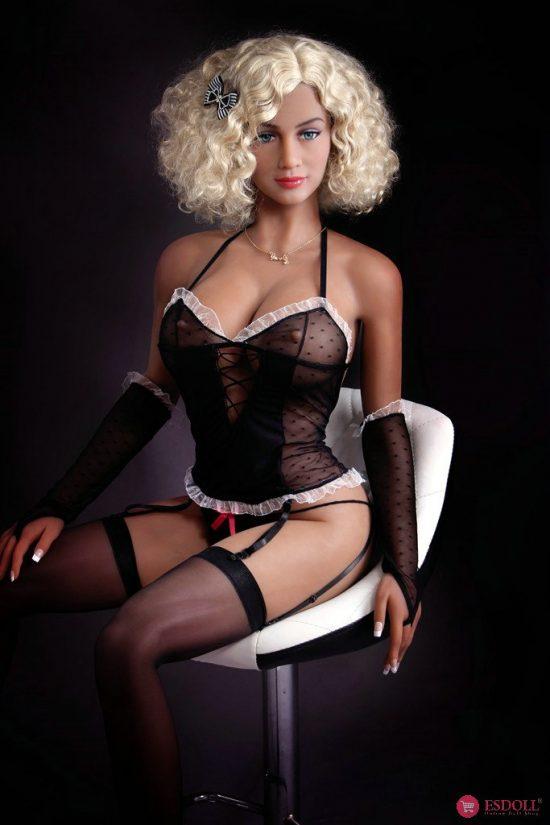 Barbara 170cm sex doll - 26