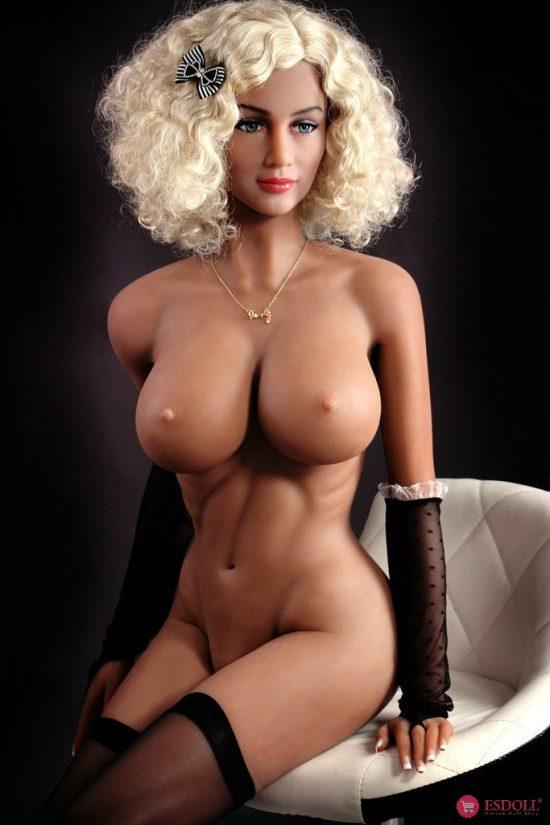 Barbara 170cm sex doll - 48