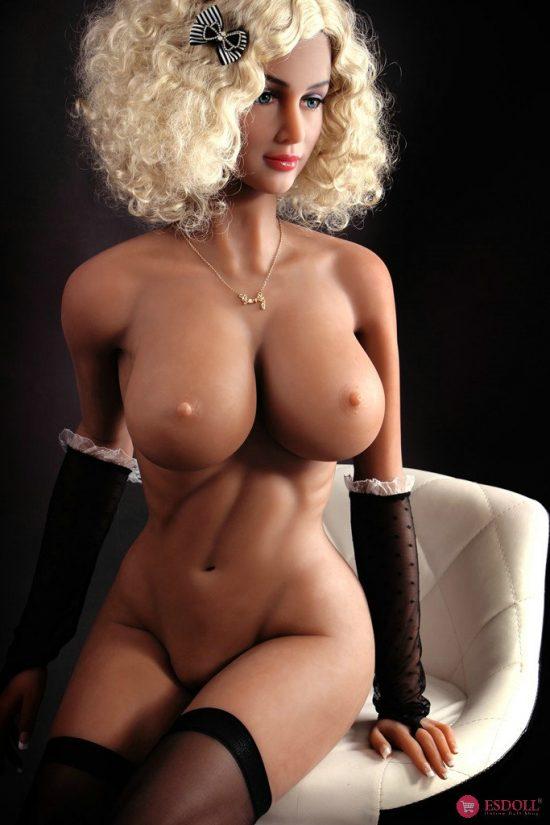 Barbara 170cm sex doll - 49