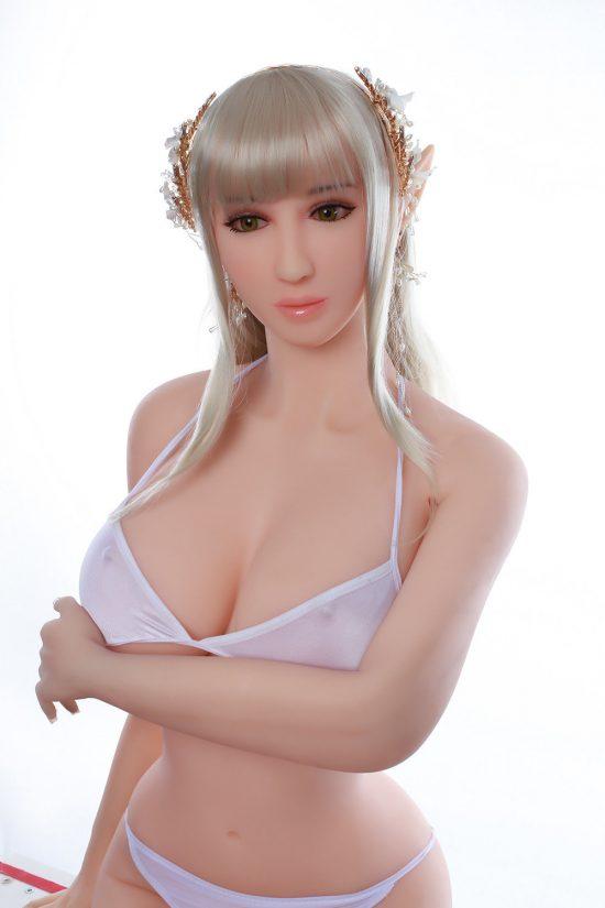 Nina 165cm sex doll - 3