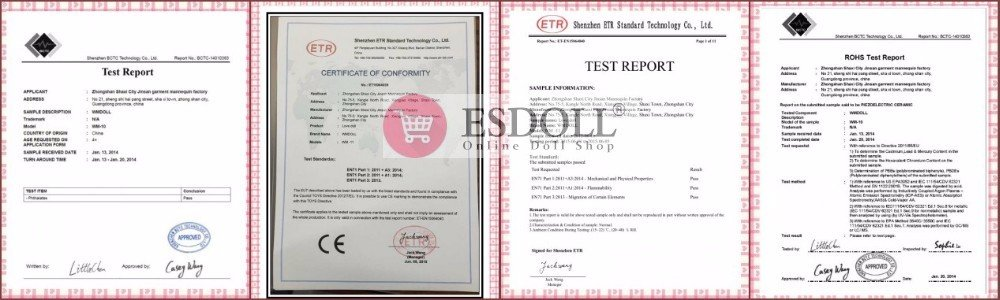 esdoll love-doll certification