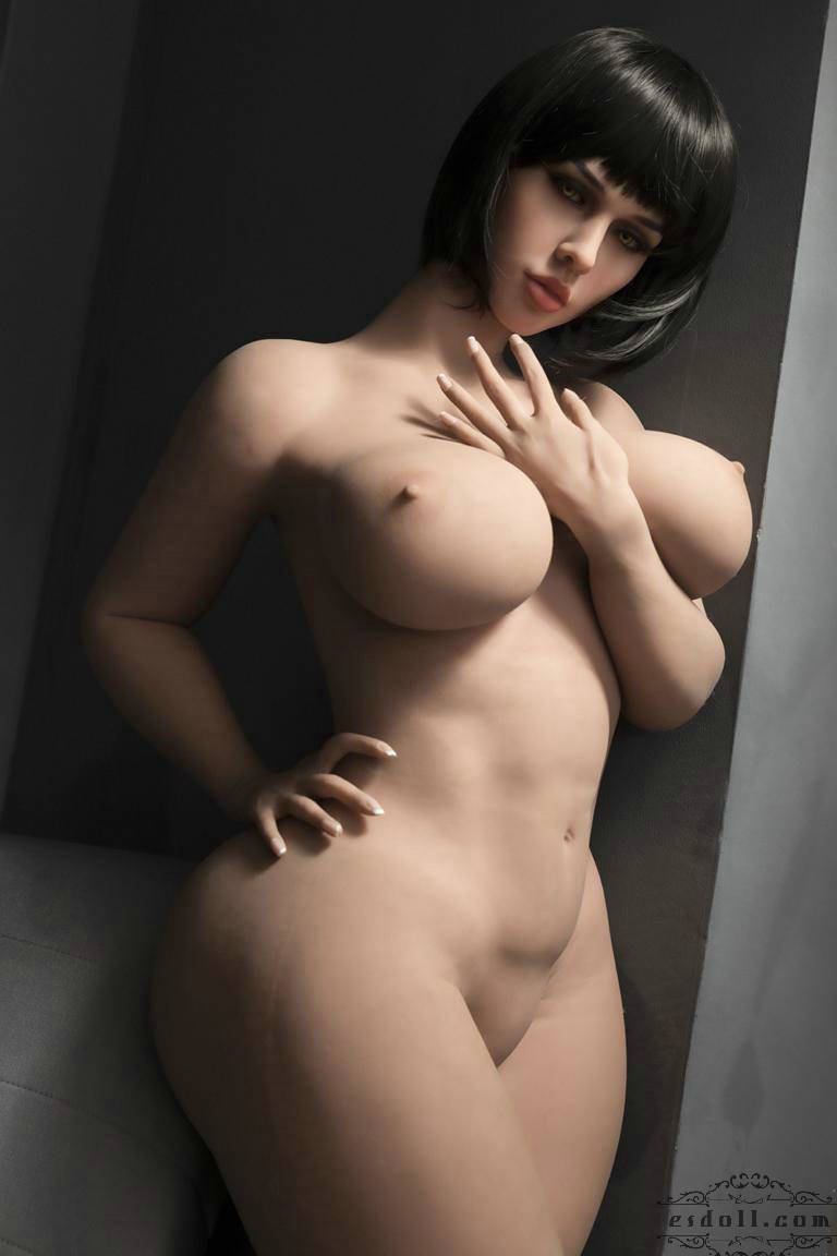 163cm H Cup Hailey Silicone Sex Doll