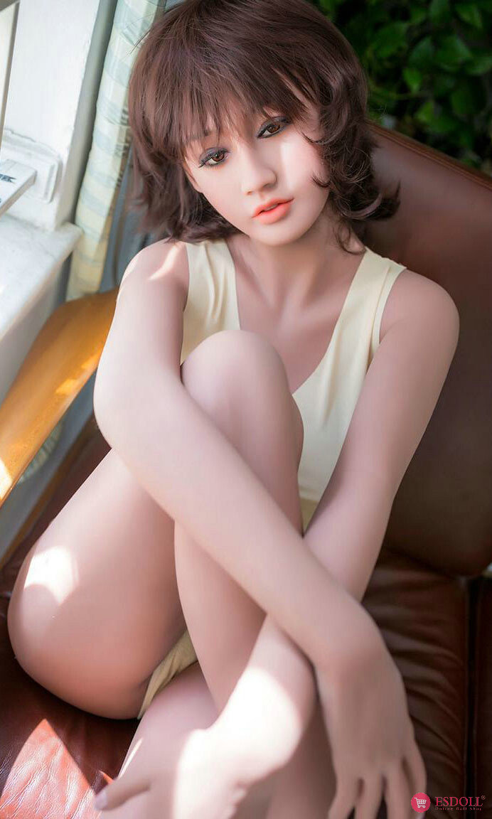153cm Lifelike Sex Doll - Knetsch