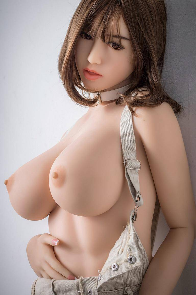 Lifelike Sexy Brown Sex Doll - Alicia - 4