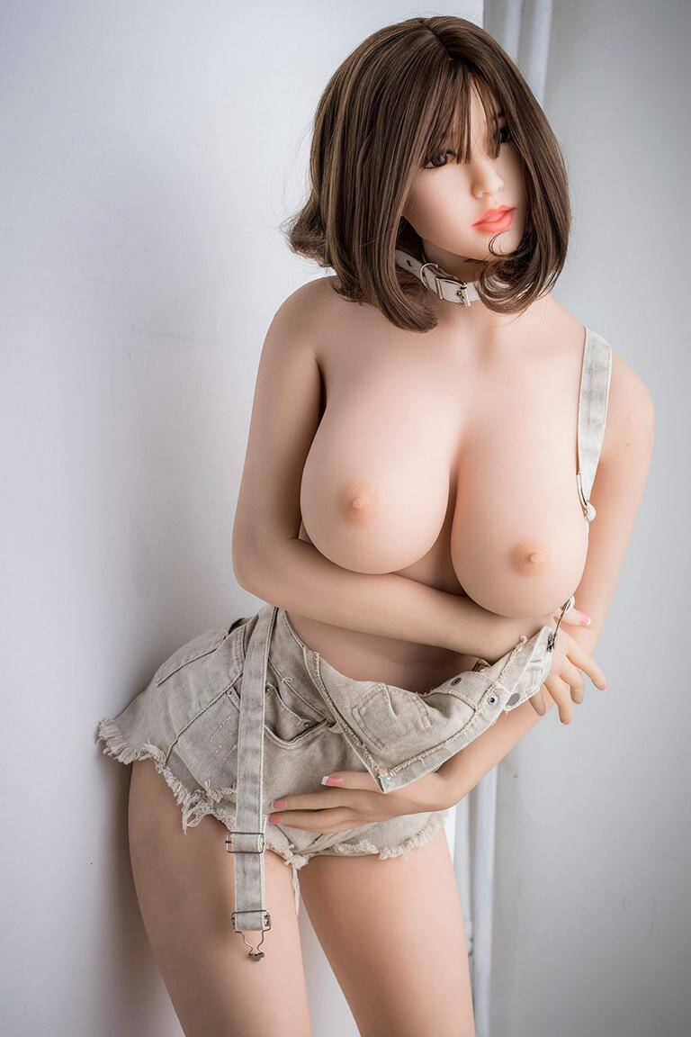 Lifelike Sexy Brown Sex Doll - Alicia - 2