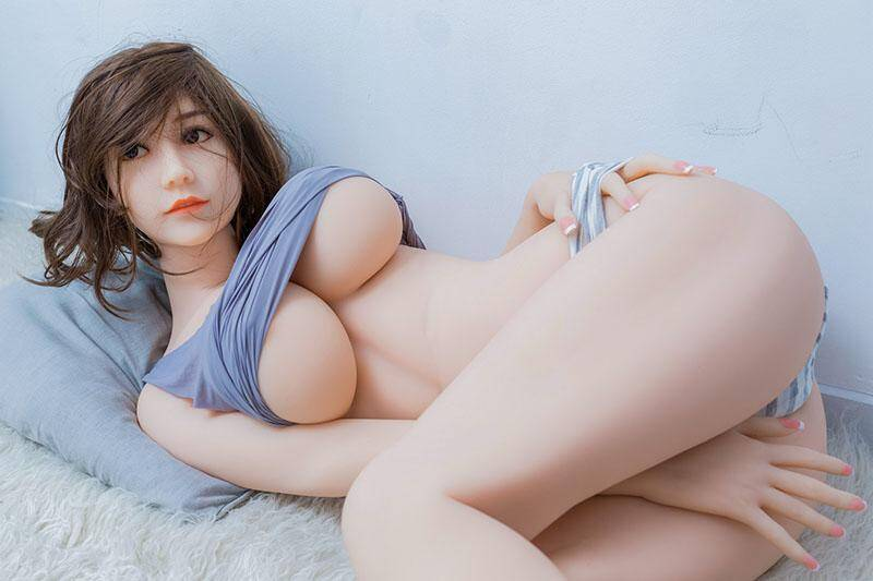 168cm Chinese Mature Sexy TPE Love Doll - 2