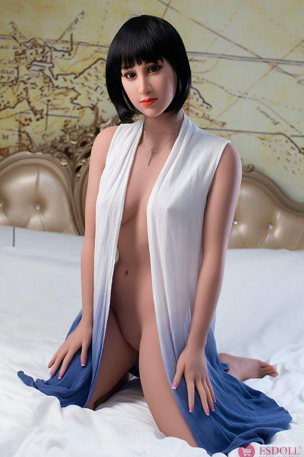 162cm Curved Big Ass Surreal WM Female Sex Dolls Silicone-6
