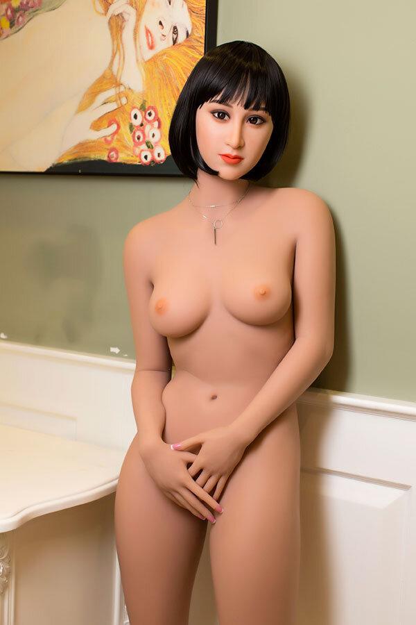 162cm Curved Big Ass Surreal WM Female Sex Dolls Silicone-7