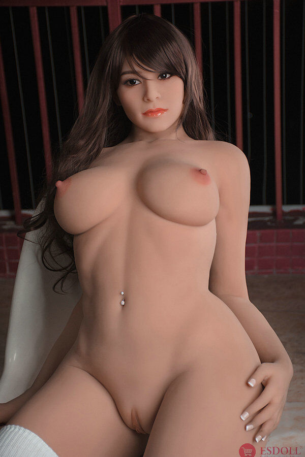 163cm Busty Hip Big Ass TPE Sex Doll-2