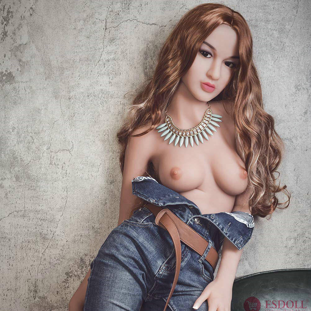 Full Size Love Doll 158cm Realistic Sex Doll-2