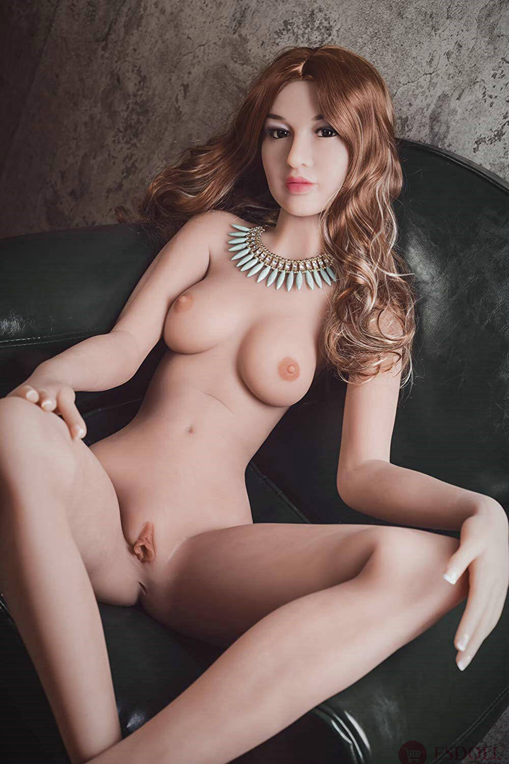 Full Size Love Doll 158cm Realistic Sex Doll