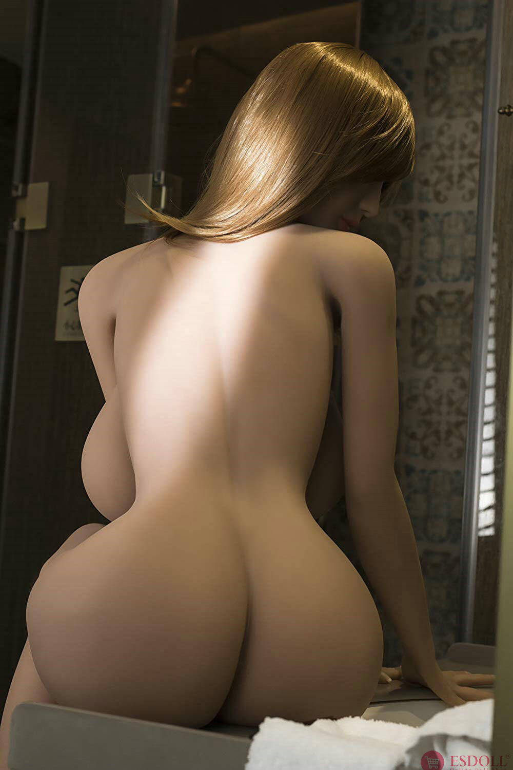 Big Booty Judy Sex Doll Real Size Love Doll 161cm-4