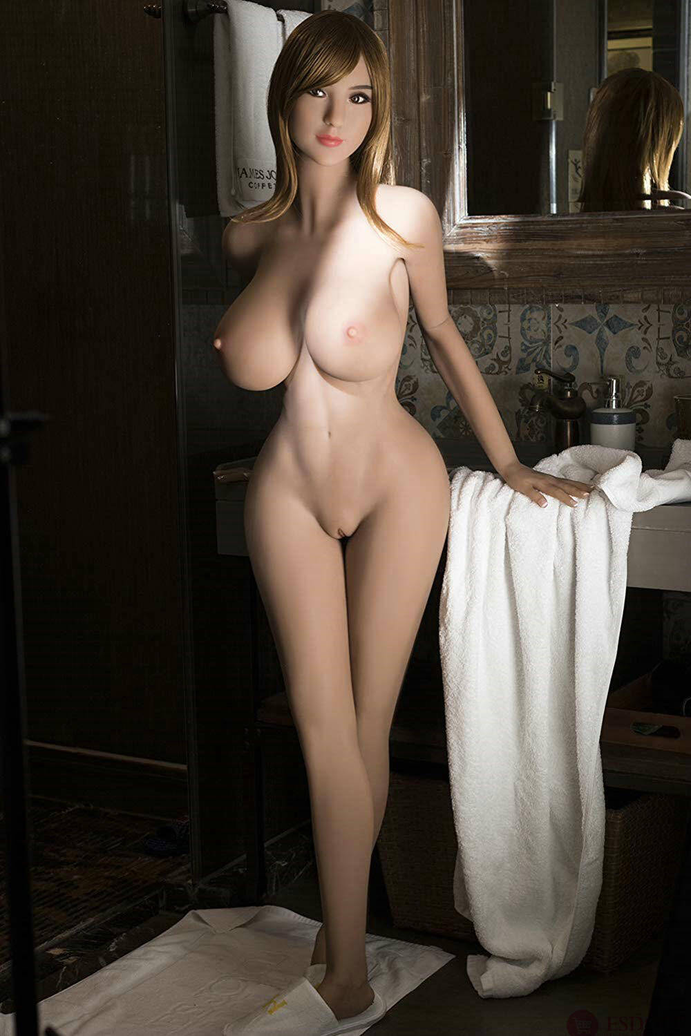 Big Booty Judy Sex Doll Real Size Love Doll 161cm-7