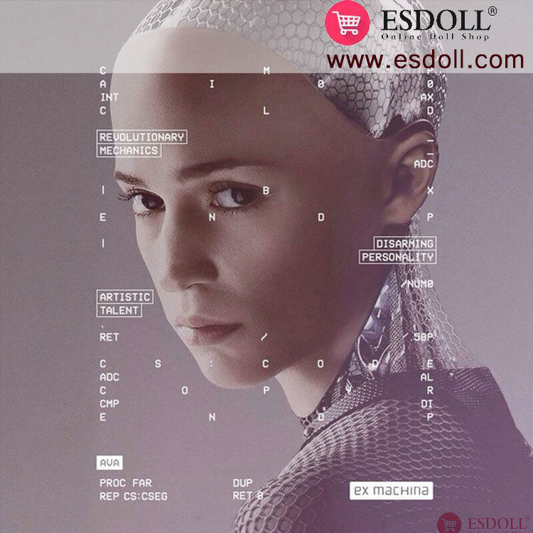 robot sex doll from esdoll.com